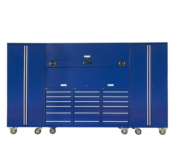 LS-18-2 Tool Cabinet